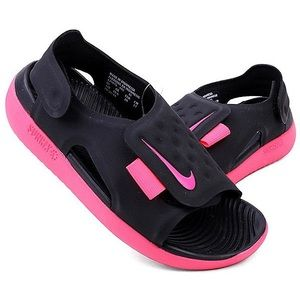 Nike Sunray Adjust 5 GS / PS) Racer Pink Size 7y